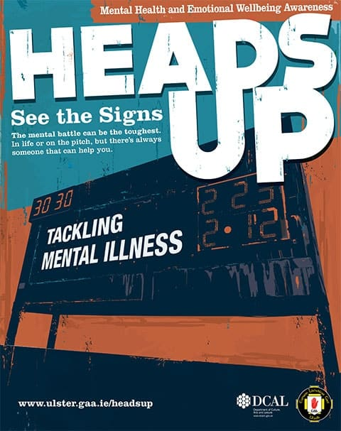 Heads Up Cover