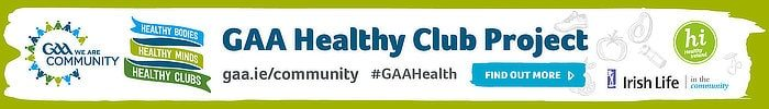 GAA Healthy Club Project